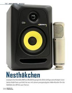Professional Audio KRK RP5 Rokit G3