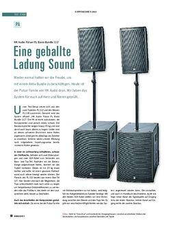 Soundcheck Test Stage: HK Audio Pulsar PL Basis Bundle 112