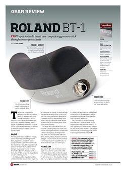 Rhythm Roland BT-1