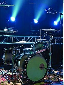 Soundcheck Maximum-Check: Schlagzeug Mikrofone
