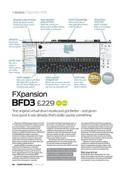 Computer Music Fxpansion BFD3