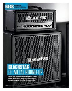 Total Guitar Blackstar HT Metal 1