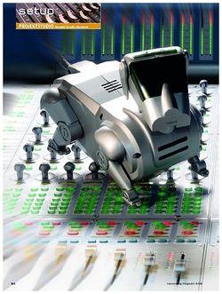 Recording Magazin Setup Projektstudio - Vocoder kreativ einsetzen: Von wegen nur Roboter! Das kreative Potenzial des Vocoders nutzen