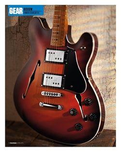 Total Guitar Fender Modern Player Starcaster