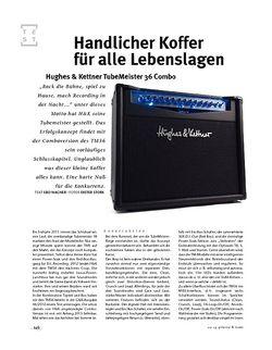 Gitarre & Bass Hughes & Kettner TubeMeister 36 E-Gitarren-Combo