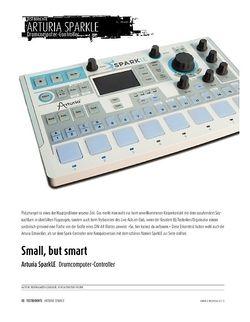 Sound & Recording Arturia SparkLE - Hybrid-Drumcomputer