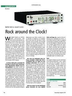 Recording Magazin Mutec MC-3+, IK Multimedia iRig BlueBoard, Nektar Imp