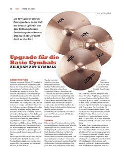 Sticks Zildjian ZBT Cymbals - Weitere Modelle in der Einsteigerklasse