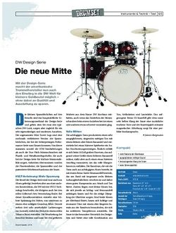 Drumheads DW Design Serie
