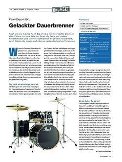 Drumheads Pearl Export EXL