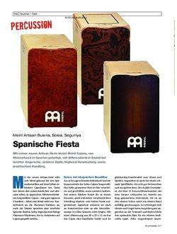 Drumheads Meinl Artisan Buleria, Solea und Seguiriya Cajons