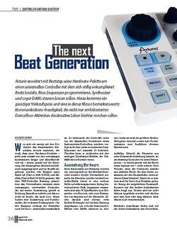 Professional Audio Arturia Beatstep