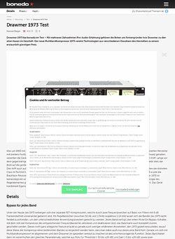 Bonedo.de Drawmer 1973