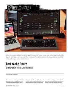 Sound & Recording Softube Console 1 - Next Generation Mixer