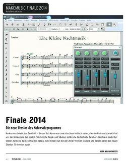 Keyboards Finale 2014