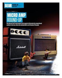 Total Guitar Orange Micro Crush Pix