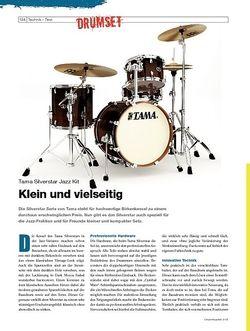 Drumheads Tama Silverstar Jazz Kit