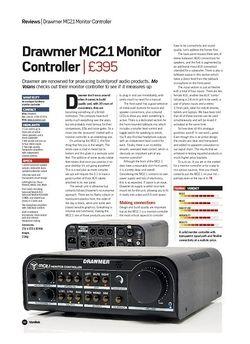 Future Music Drawmer MC2.1