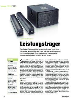 Tastenwelt LD Systems Maui 44