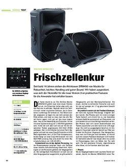 Tastenwelt Mackie SRM450V3