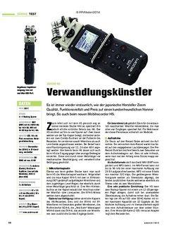 Tastenwelt Zoom H5