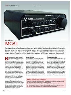 KEYS Drawmer MC2.1