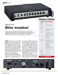 Guitar Ampeg PF-800