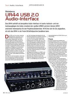 KEYS Steinberg UR44