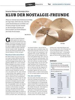 Drumheads Istanbul Mehmet Nostalgia Serie