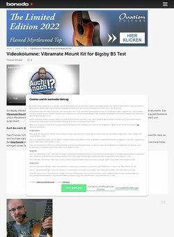Bonedo.de Videokolumne #45: Jammerhaken