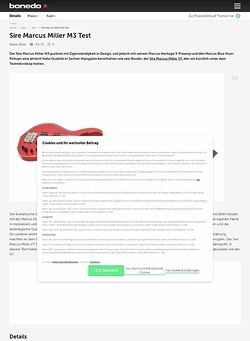 Bonedo.de Sire Marcus Miller M3