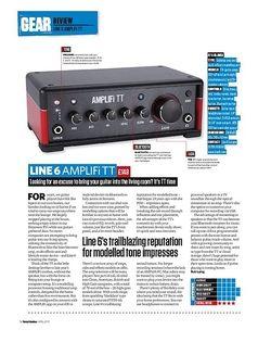 Total Guitar Line 6 Amplifi TT