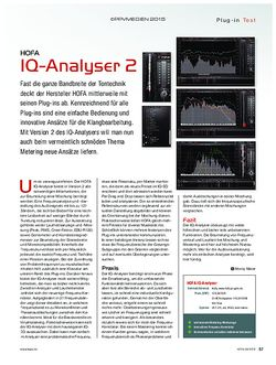 KEYS HOFA IQ-Analyser 2