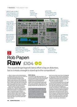 Computer Music Rob Papen Raw