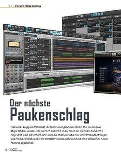 Professional Audio Cakewalk Sonar Platinum