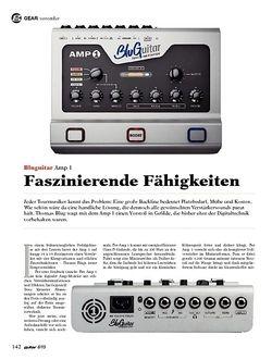 Guitar Bluguitar Amp 1