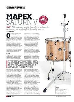 Rhythm Mapex Saturn V