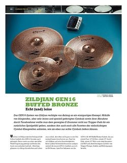 Sticks Zildjian GEN16 Buffed Bronze