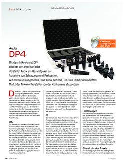 KEYS Audix DP4