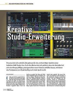 Professional Audio Presonus Studio One 3 Professional