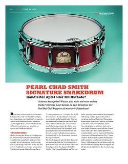 Sticks Pearl Chad Smith Signature Snaredrum
