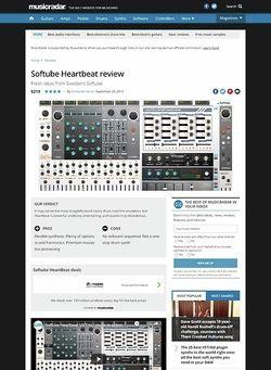 MusicRadar.com Softube Heartbeat