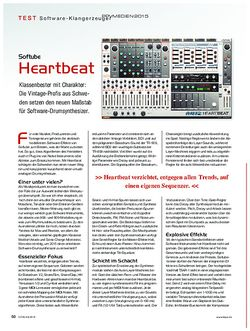 KEYS Softube Heartbeat