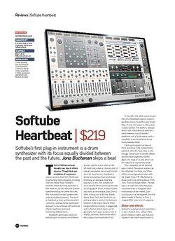 Future Music Softube Heartbeat