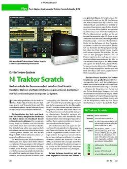 KEYS Test: Native Instruments Traktor Scratch und Audio 8 DJ