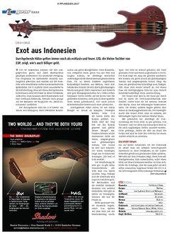 Guitar gear Bass - LTD D-4 Bass