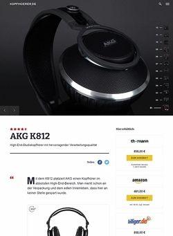 Kopfhoerer.de AKG K-812