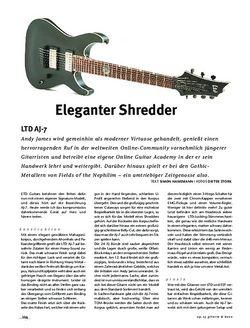 Gitarre & Bass LTD AJ-7