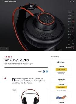 Kopfhoerer.de AKG K-712 Pro