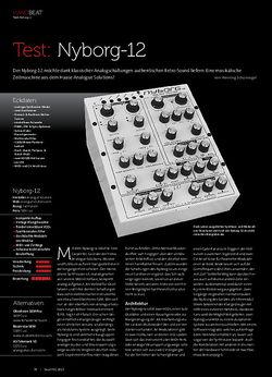 Beat Analogue Solutions Nyborg-12